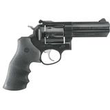 """Ruger GP100 Revolver 357 Mag 4.2"""" Barrel 6 Rounds Rubber Grip Blued - 1702"""
