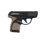 Taurus 1007031119 Spectrum Semi Auto Pistol .380 ACP Polymer Frame FDE Accents-Matte Black Finish - 1007031119