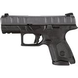 """Beretta APX Pistol 9mm 3.70"""" Barrel, Black, 3 Dot Sight, 13 Round, Striker - JAXC921"""