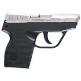 Taurus Model 738 TCP SS .380 ACP 6+1 Pistol - Stainless Slide - 1-738039