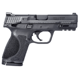 "Smith & Wesson M&P 2.0, Striker Fired, Compact Frame, 40 S&W, 4"" Barrel, Polymer Frame, Black Finish - 11687"