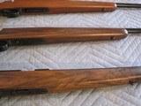 Kimber of Oregon M-82 Cascade 3 Rifle Set NIB Same two digit serial numbers - 7 of 7