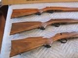 Kimber of Oregon M-82 Cascade 3 Rifle Set NIB Same two digit serial numbers - 4 of 7