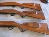 Kimber of Oregon M-82 Cascade 3 Rifle Set NIB Same two digit serial numbers - 1 of 7