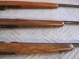 Kimber of Oregon M-82 Cascade 3 Rifle Set NIB Same two digit serial numbers - 6 of 7