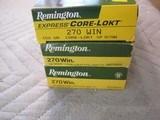 .270 Winchester Ammo 270 Remington Core-Lokt - 2 of 3