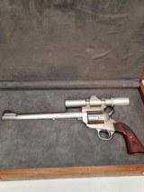 Freedom Arms model 83 Premier Grade Leupold