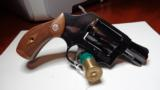 Smith & Wesson model 36-10 New in the Box, Blue, 1 7/8 - 5 of 6