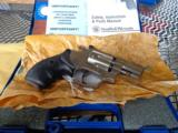 "Smith & Wesson Model 63 2"" SS Rare! Free Layaway!"