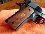Colt MK IV Series 80 Officer's ACP 45 Blue,