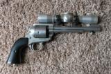Freedom Arms model 252 (83) varmint class 22LR/Mag with Leupold & options in Box