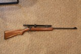 Winchester model 69 22LR Factory winchester scope and factory peepSuper!