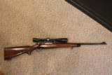 Winchester model 70 pre-64 .257 roberts super grade 1948