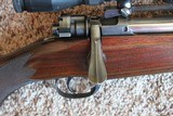 Custom Mauser 98 45-70 mannlicher stock beautiful walnut - 6 of 11