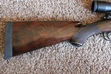 Custom Mauser 98 45-70 mannlicher stock beautiful walnut - 3 of 11
