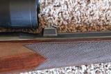 Custom Mauser 98 45-70 mannlicher stock beautiful walnut - 5 of 11