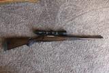 Custom Mauser 98 45-70 mannlicher stock beautiful walnut