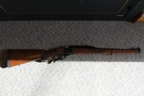 Ruger No. 1 RSI Mannlicher .243 Great wood