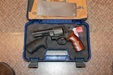 smith and wesson model 329 PD titanium 44 magnum in box