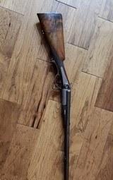 C. Grundig of dresden cape combination gun 16ga/ rifled 20 ga