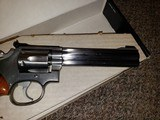 Smith and Wesson model 648 no dash 22 magnum in original box - 6 of 9