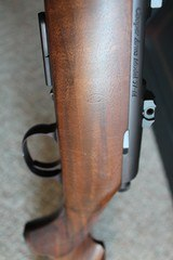 cooper arms model 57M 17HMR classic stainless 3 digit serial number - 6 of 10