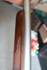 cooper arms model 57M 17HMR classic stainless 3 digit serial number - 8 of 10