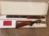 """Ruger red label 20gafactory engraved gold grouse26""""NIB - 1 of 9"""