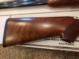 """Ruger red label 20gafactory engraved gold grouse26""""NIB - 2 of 9"""