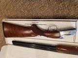 """Ruger red label 20gafactory engraved gold grouse26""""NIB - 6 of 9"""