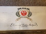 Ruger red label 20ga 50th anniversary NIB - 6 of 7