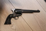 """1977 colt saa single action army .357 magnum 7.5"""" Nice - 2 of 14"""