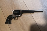 """1977 colt saa single action army .357 magnum 7.5"""" Nice - 3 of 14"""