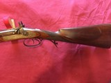 African Dangerous Game Double Barrel Percussion Rifle - 2 of 10