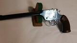 Harrington & Richardson USRA Model 195, 22 CAL Single Shot Pistol - Excellent