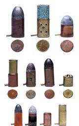 """Jean Le Cleric Pin-Fire Revolver """"Pocket Pistol"""" – Very Nice - 15 of 15"""