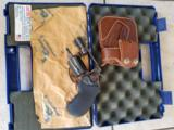 S&W M36 Turnbull Snub nose Case Color