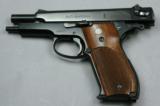S&W M 39, Early Gun - 7 of 8