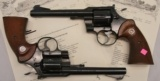 Colt, O.M. National Match Grade, Single Action Only, Consecutive Pair: 924786 & 924787