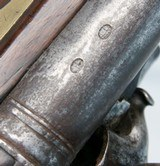 """English Flint Lock Light Dragoon, 18th C., """"BRASHER"""" - 12 of 20"""