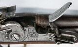 """English Flint Lock Light Dragoon, 18th C., """"BRASHER"""" - 9 of 20"""