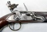 """English Flint Lock Light Dragoon, 18th C., """"BRASHER"""" - 6 of 20"""