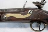 """English Flint Lock Light Dragoon, 18th C., """"BRASHER"""" - 14 of 20"""