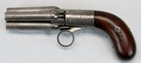 """J. HERMAN"" Belgium Under Hammer Pepperbox"