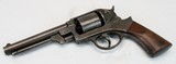 Starr M-1858 D.A. .44 Cal. Revolver, SN: 14030 - 8 of 20