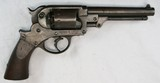 Starr M-1858 D.A. .44 Cal. Revolver, SN: 14030 - 2 of 20