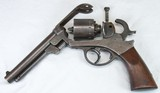 Starr M-1858 D.A. .44 Cal. Revolver, SN: 14030 - 3 of 20
