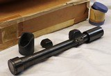 U.S. Military M84 Scope, New in box, SN: 43701