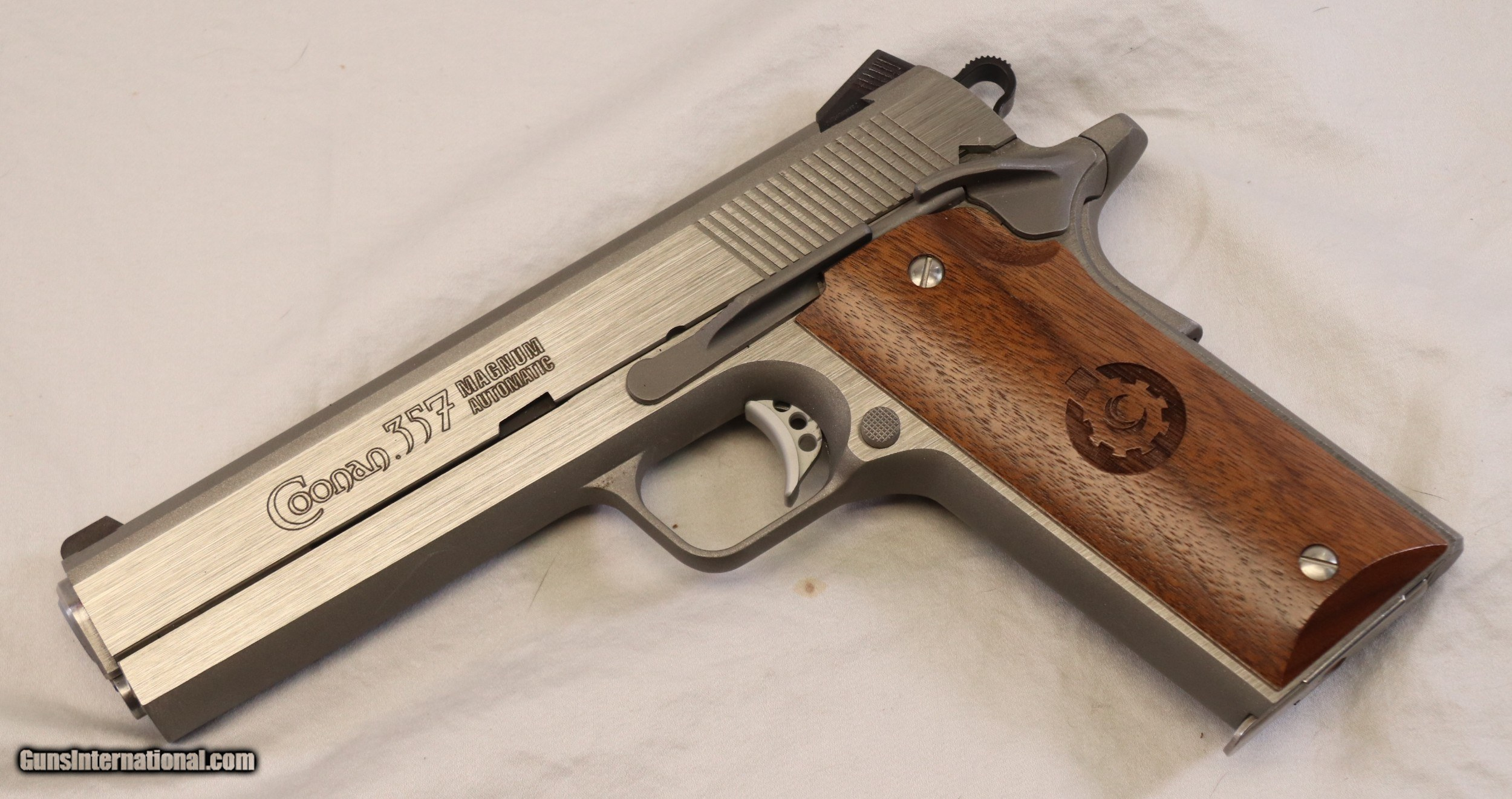 Coonan Classic,  357 Magnum Automatic Pistol, NEW in Case