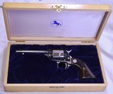 Colt Appomattox Centennial Scout, Cased, Un-Fired, Mfg'd in 1965, LAST ONE MADE